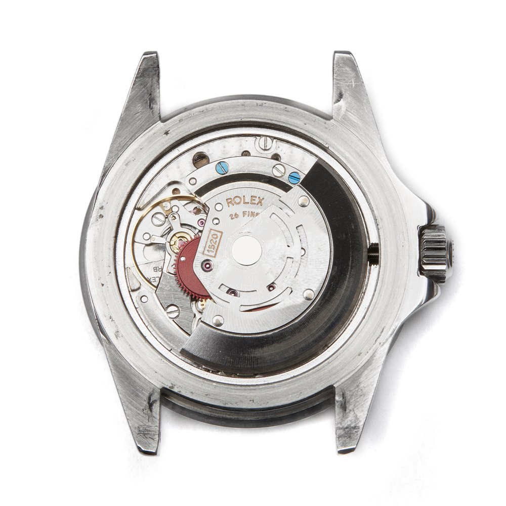 Rolex Submariner Non Date Stainless Steel 5513