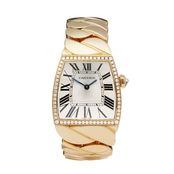 Cartier La Dona de Cartier Diamond 18k Yellow Gold - 9500