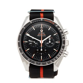 Omega Speedmaster Ultraman Limited Edition Chronograph Stainless Steel - 311.242.30.01.001