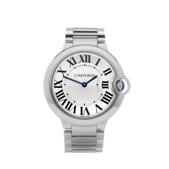 Cartier Ballon Bleu Stainless Steel - W6920046