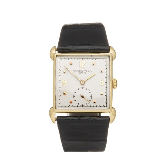 Patek Philippe Vintage 18k Yellow Gold - 621241