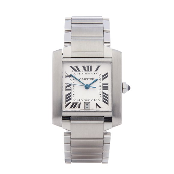 Cartier Tank Francaise Stainless Steel - 2302 or W51002Q3