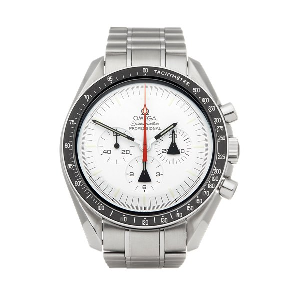 Omega Speedmaster Alaska Project Chronograph Stainless Steel - 311.32.42.30.04.001