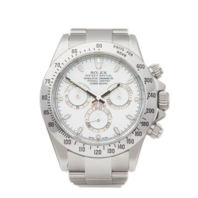 Rolex Daytona Stainless Steel - 116520