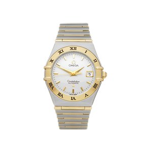 Omega Constellation Stainless Steel & 18K Yellow Gold - 1292300