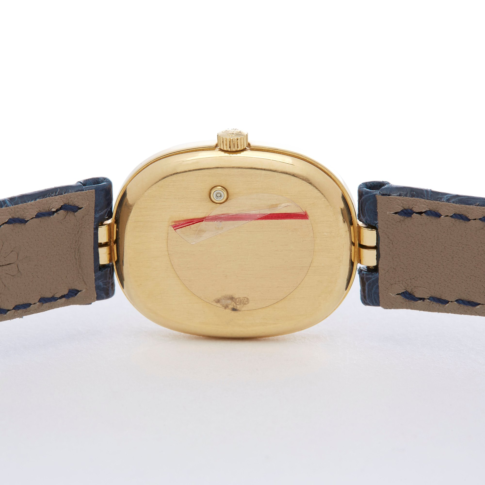Patek Philippe Ellipse Yellow Gold 4764