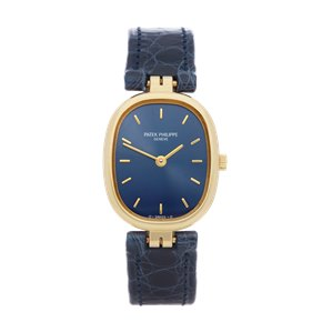 Patek Philippe Ellipse 18k Yellow Gold - 4764