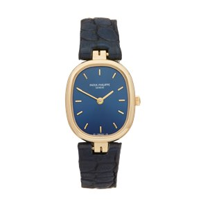 Patek Philippe Golden Ellipse Yellow Gold - 4764