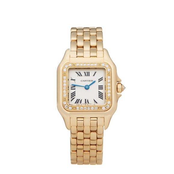 Cartier Panthère Diamond 18k Yellow Gold - 1280