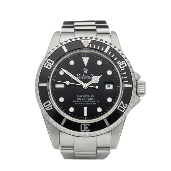 Rolex Sea-Dweller Stainless Steel - 16660