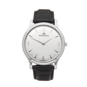 Jaeger-LeCoultre Ultra Thin Stainless Steel - Q1458404