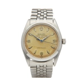 Rolex Air King 34 Stainless Steel - 5500