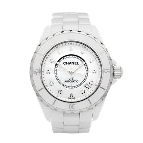 Chanel J12 Diamond Ceramic - H1629