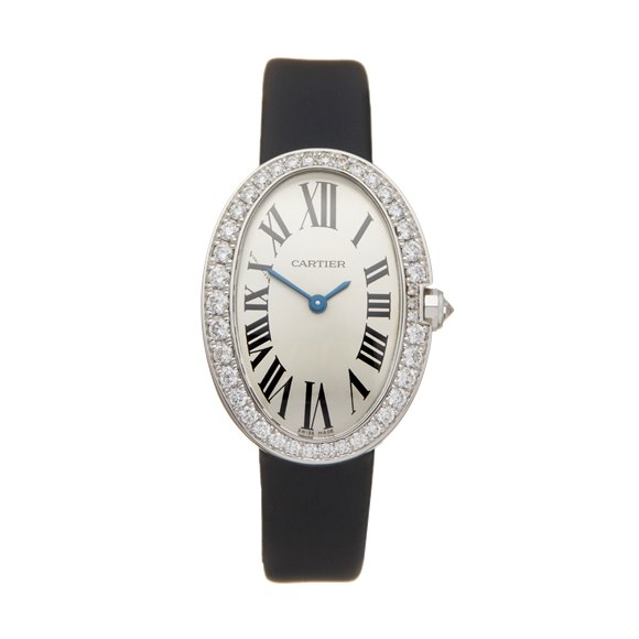 Cartier Baignoire Diamond White Gold - 3065