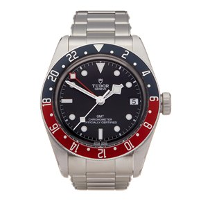 Tudor Black Bay Gmt Stainless Steel - 79830RB