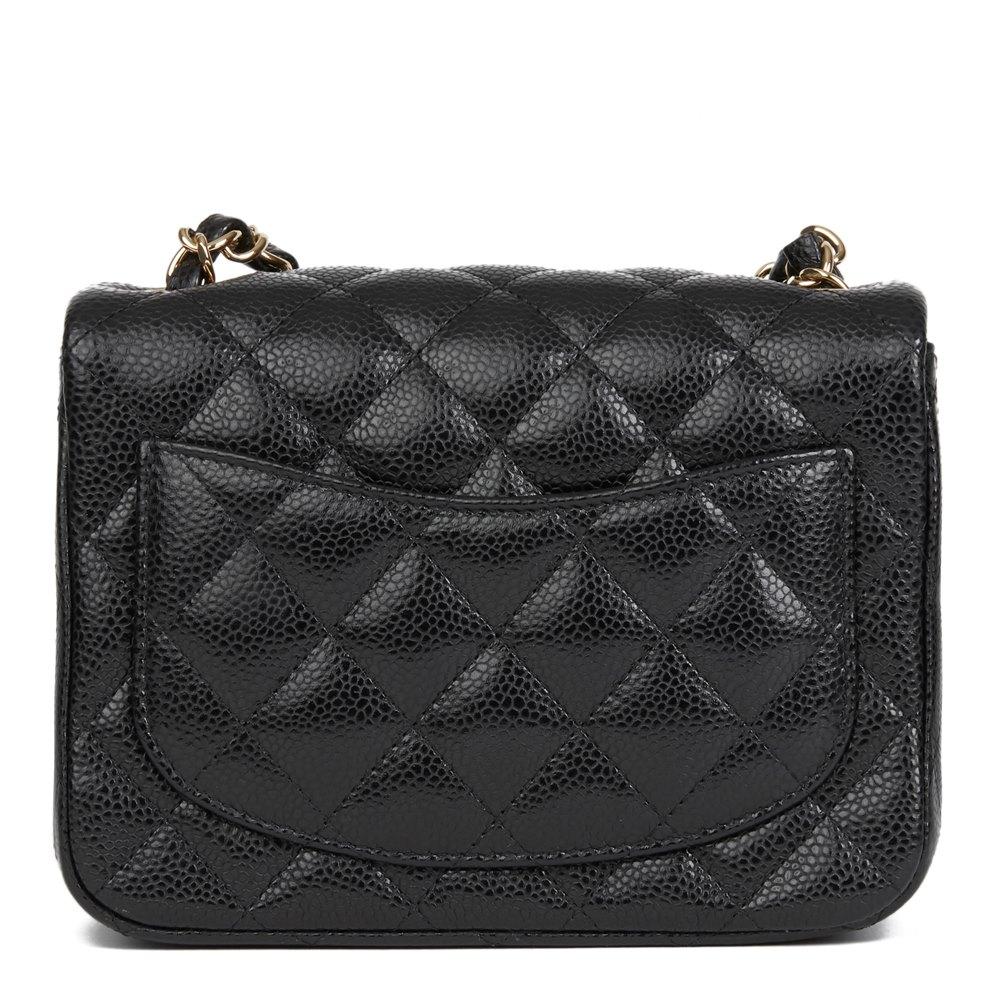 50d20b0f5439 Chanel Mini Flap Bag 2017 HB2724 | Second Hand Handbags | Xupes