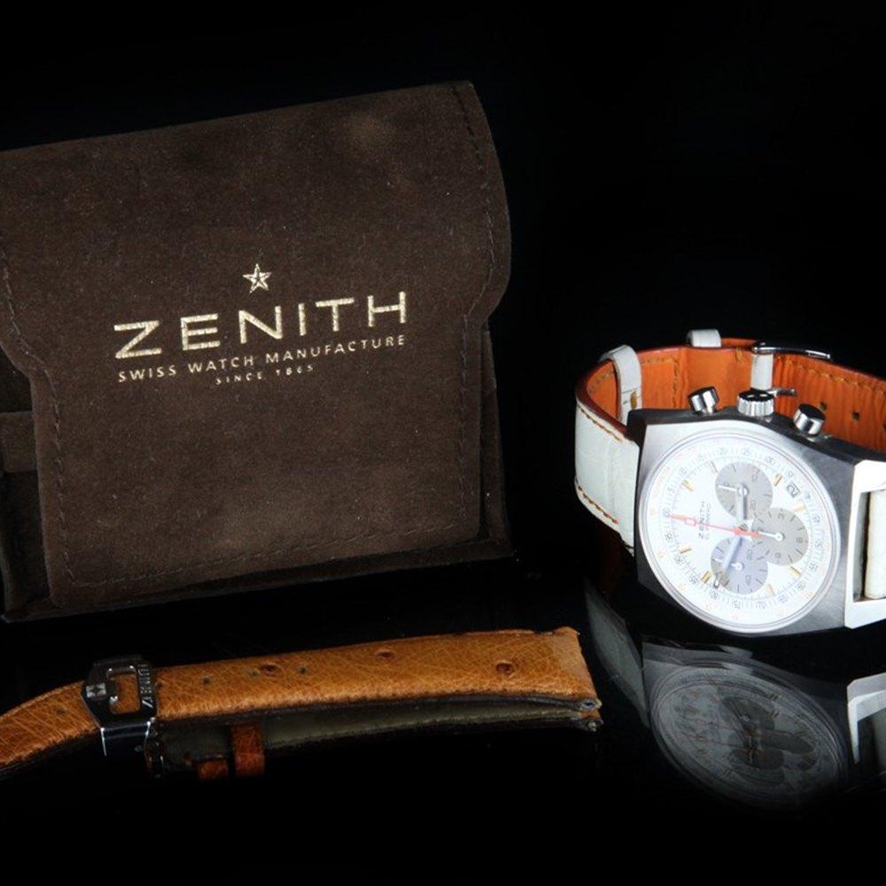 Zenith El Primero 1969 Stainless Steel 03-1969-401-02-C510