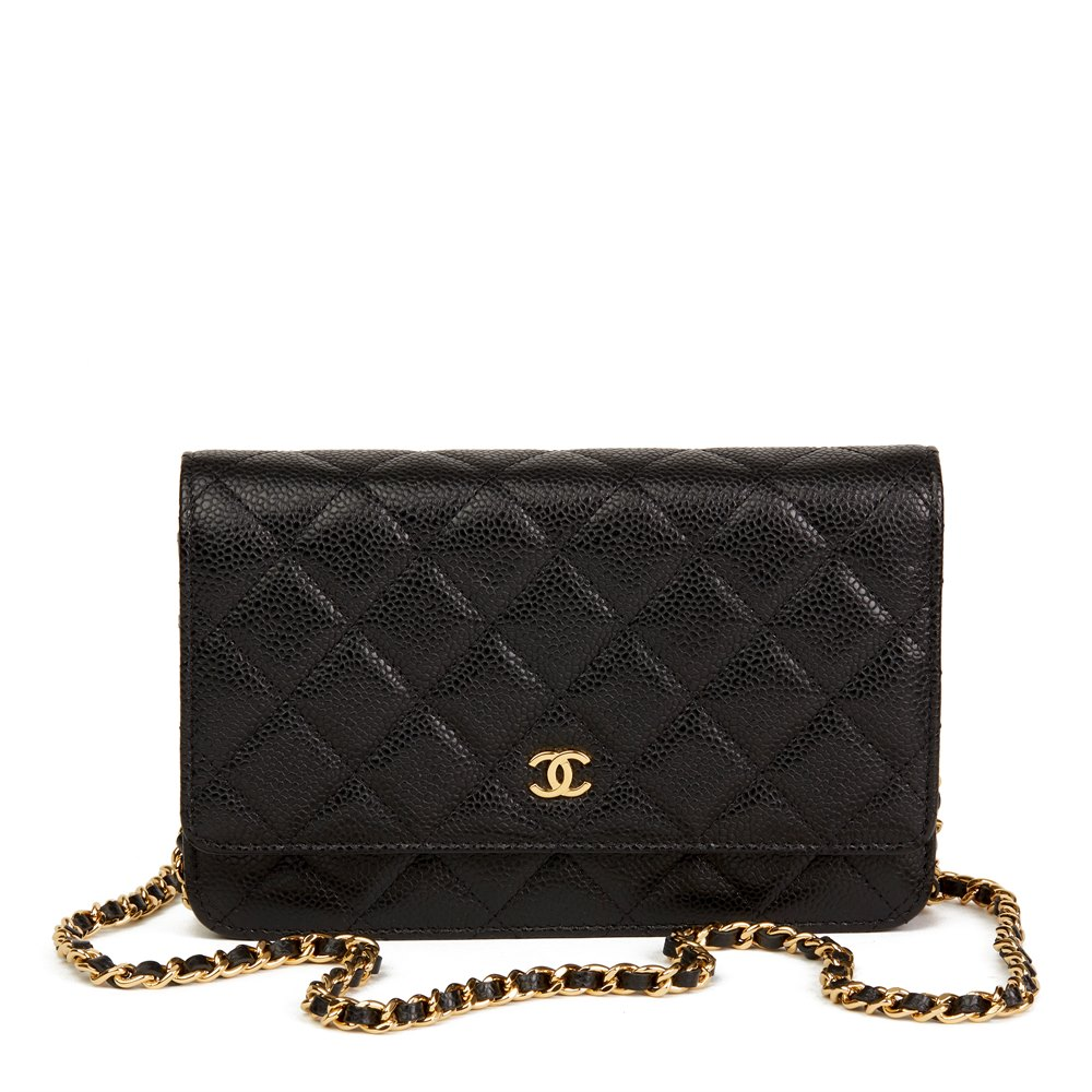 2aef317345e0 Chanel Wallet-on-Chain 2016 HB2731 | Second Hand Handbags | Xupes
