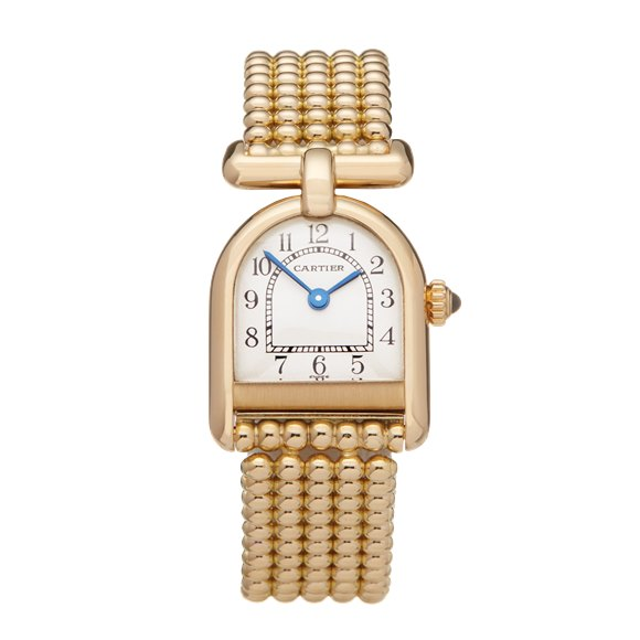 Cartier Romane 18K Yellow Gold - 0108 W15010A8