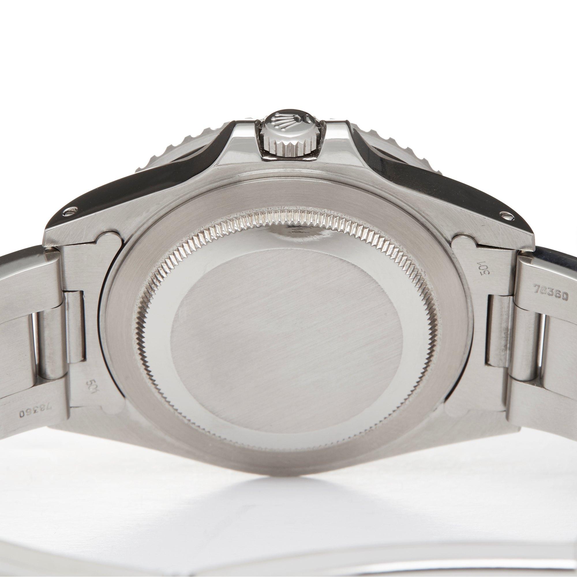 Rolex GMT-Master II Fat Lady Coke Stainless Steel 16760