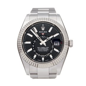 Rolex Sky-Dweller Stainless Steel - 326934