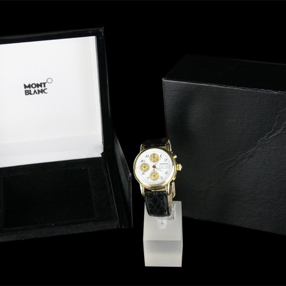 Montblanc Meisterstuck 18k Yellow Gold RA1113 7000