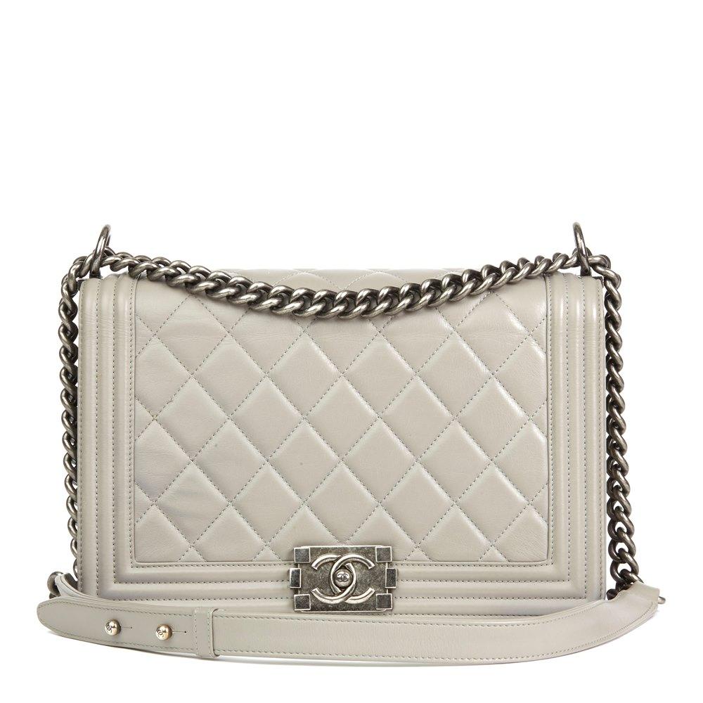 ba9a973ae575ca Chanel New Medium Le Boy 2014 HB2695 | Second Hand Handbags | Xupes
