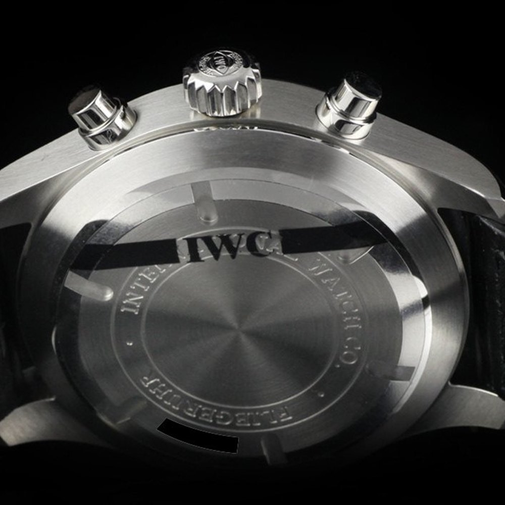 IWC Pilots Chronograph Stainless Steel IW377701