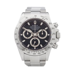Rolex Daytona APH Dial Chronograph Stainless Steel - 116520