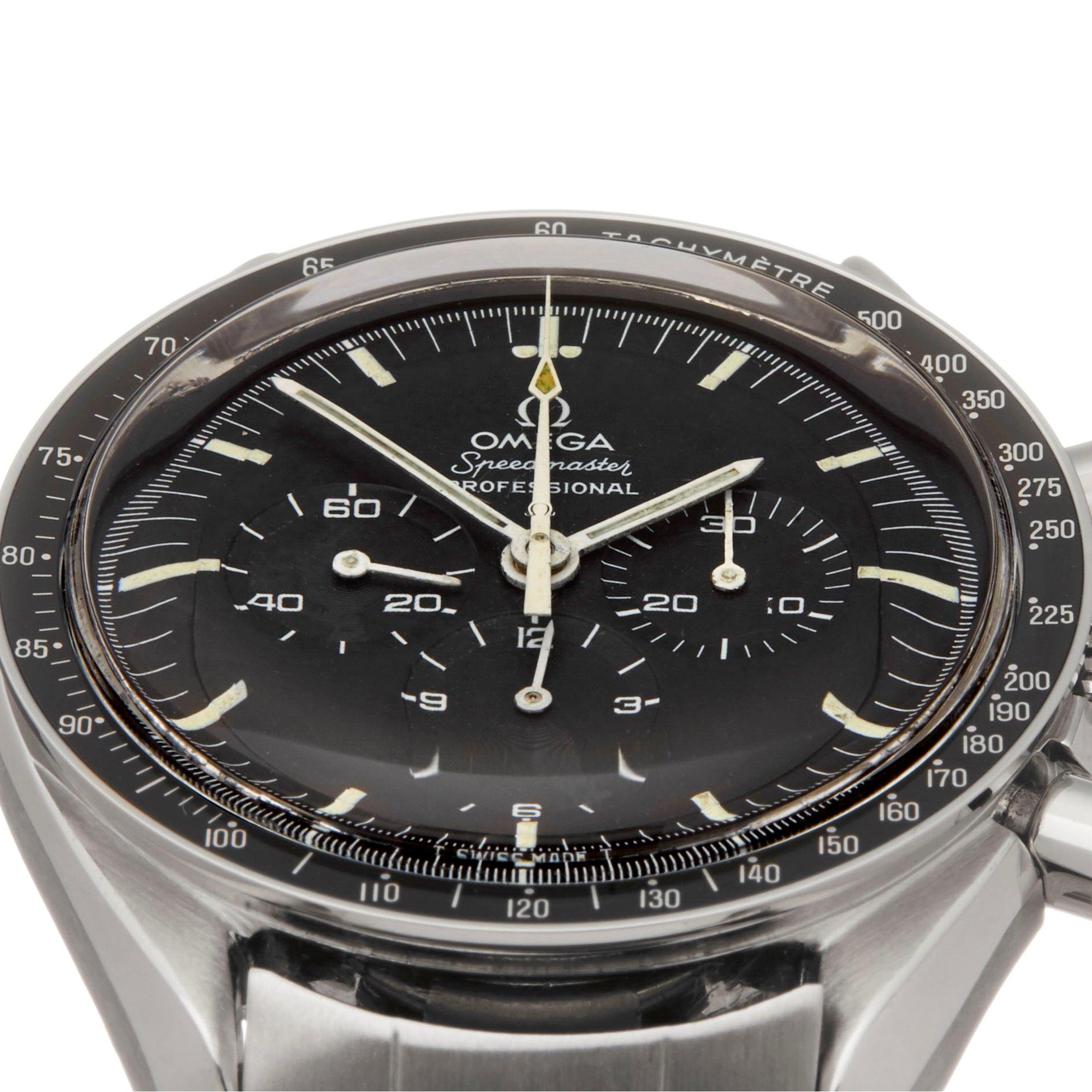 Omega Speedmaster Chronograph Stainless Steel ST 145.022-71