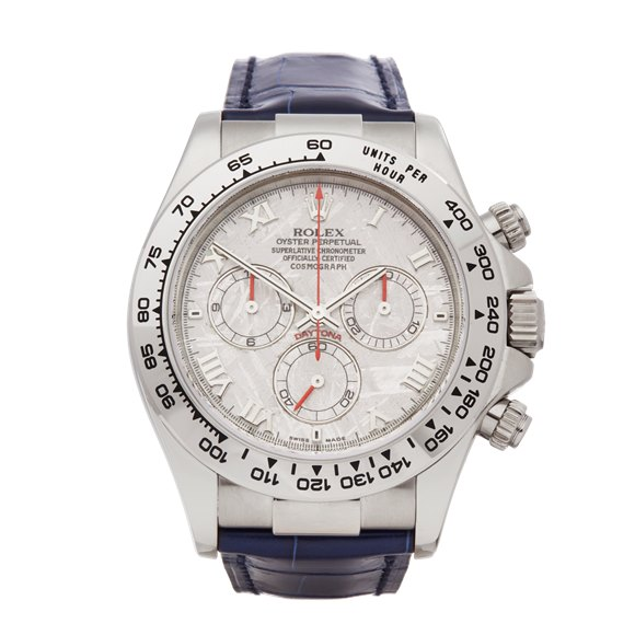 Rolex Daytona Chronograph 18k White Gold - 116519
