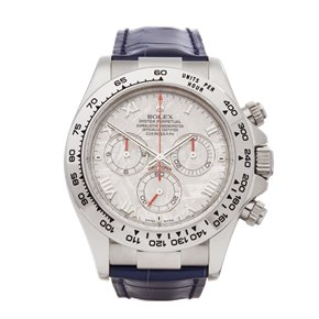 Rolex Daytona Chronograph 18k White Gold - 116519