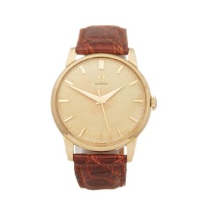 Omega Vintage 18k Yellow Gold - 16270831