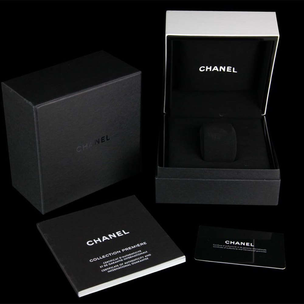 Chanel Premiere White Ceramic/18k White Gold H2147