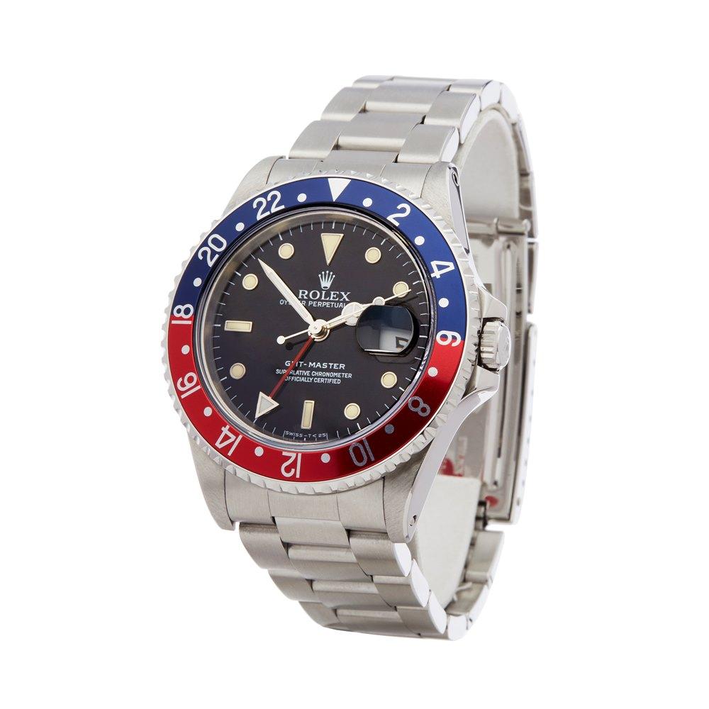 Rolex GMT-Master Stainless Steel 16700