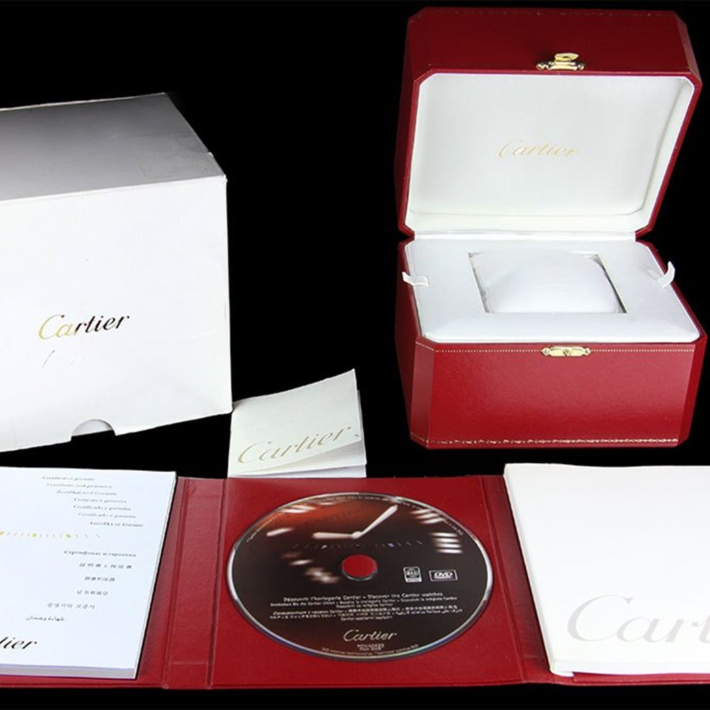 Cartier Roadster Stainless Steel W62025V3