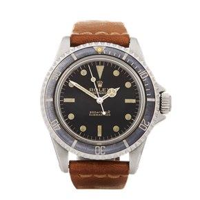 Rolex Submariner Non Date Gilt Stainless Steel - 5513