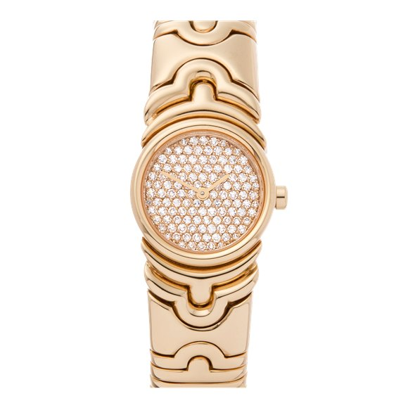 Bulgari Parentesi Diamond Yellow Gold - BJ01