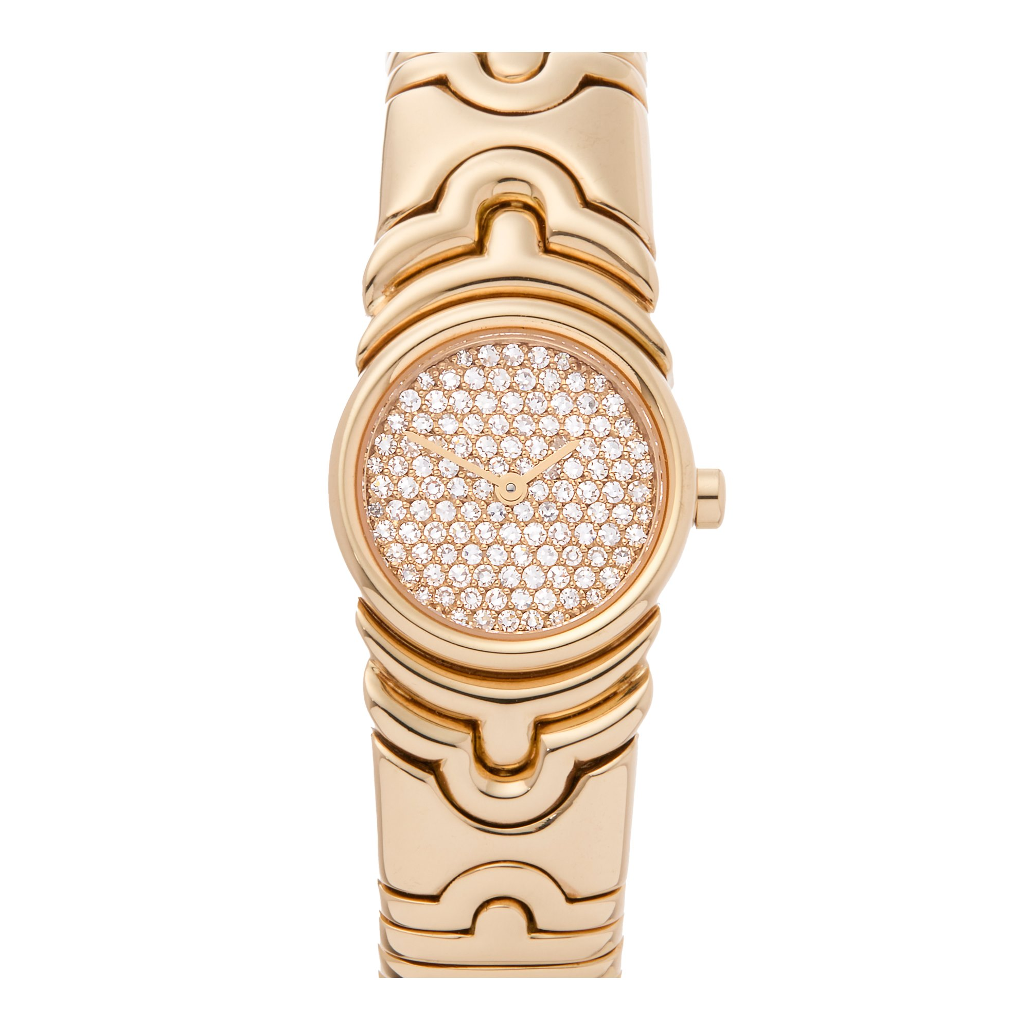 Bulgari Parentesi Diamond Yellow Gold BJ01