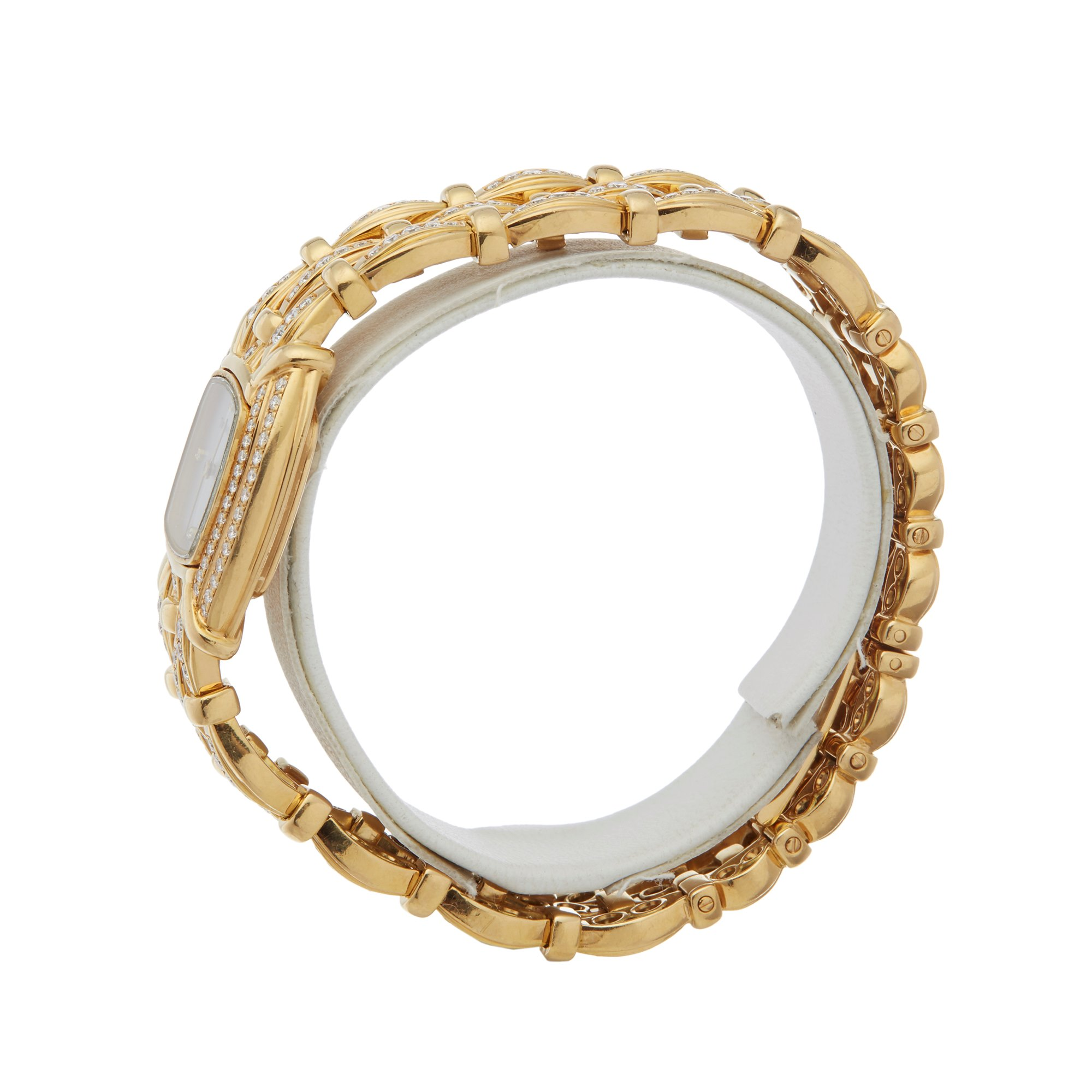 Tiffany tesoro Diamond Yellow Gold L0133