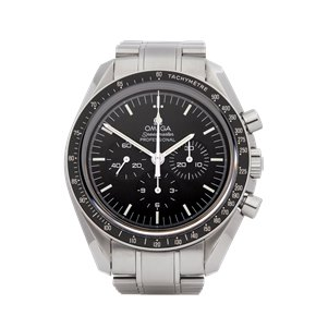 Omega Speedmaster Moonwatch Chronograph Stainless Steel - 311.30.42.30.01.006