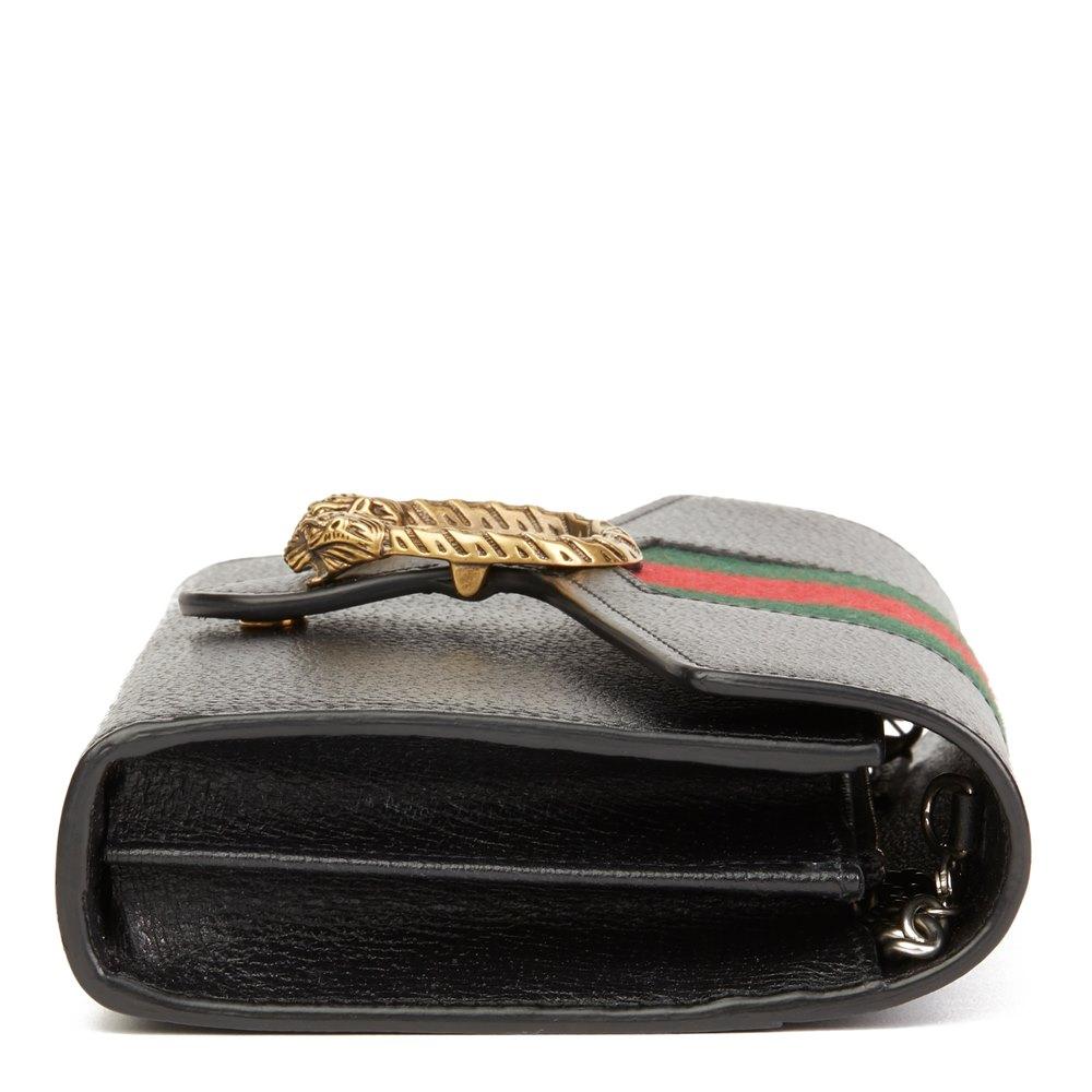 101274c21c44 Gucci Mini Dionysus Wallet-on-Chain 2016 HB2799 | Second Hand Handbags
