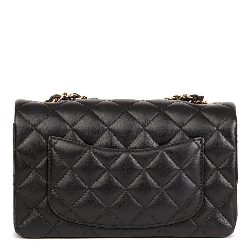 9bf82ea66a0682 Chanel Rectangular Mini Flap Bag 2017 HB2801 | Second Hand Handbags