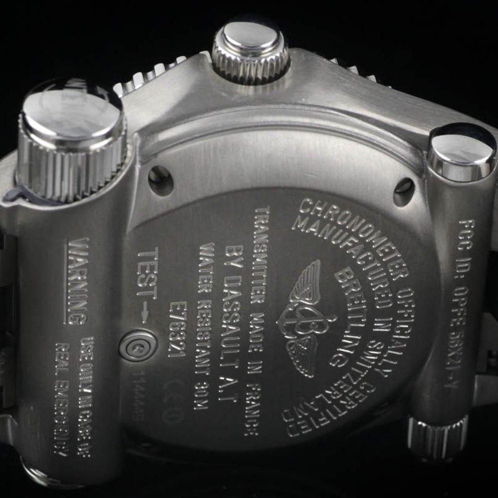 Breitling Emergency Titanium E7632110/O500-TI2