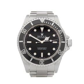 Rolex Submariner Non Date Stainless Steel - 14060
