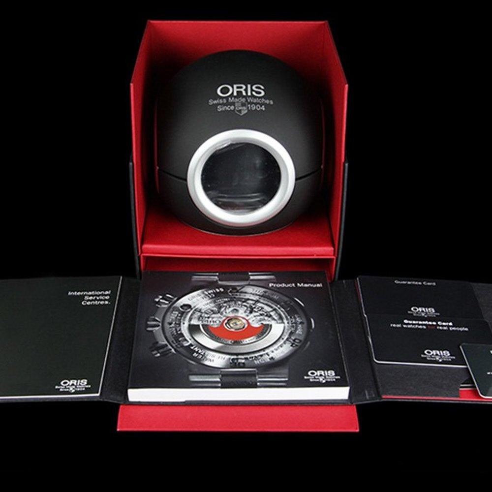 Oris Nacre Titanium 01 643 7636 7191-07 8 24 70PEB