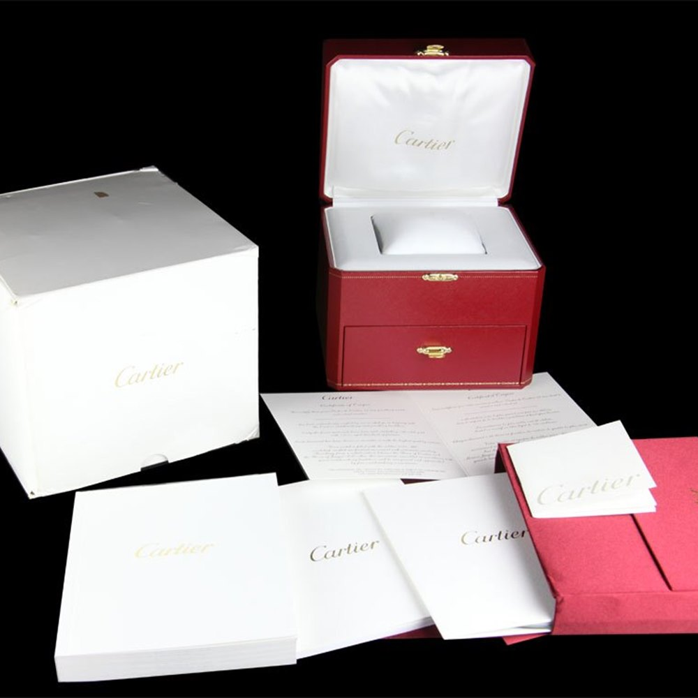 Cartier Pasha 18k White Gold WJ124004