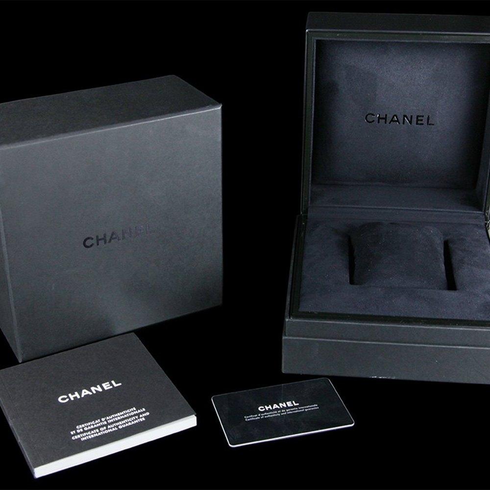 Chanel J12 White Ceramic/Stainless Steel H0969