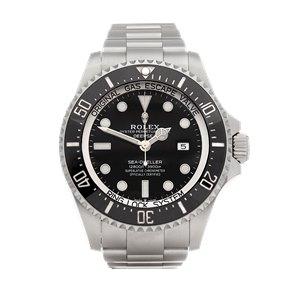 Rolex  Deepsea Roestvrij Staal