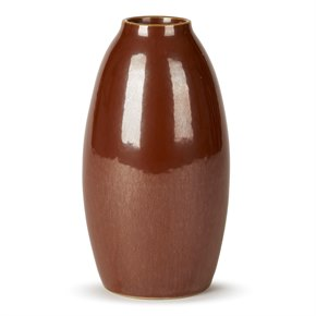 COPPER LUSTRE CARL-HARRY STÅLHANE FOR RÖRSTRAND VASE c.1950